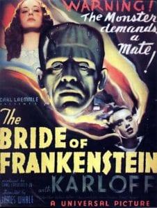 Universal - Bride of Frankenstein