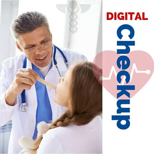 Digital checkups