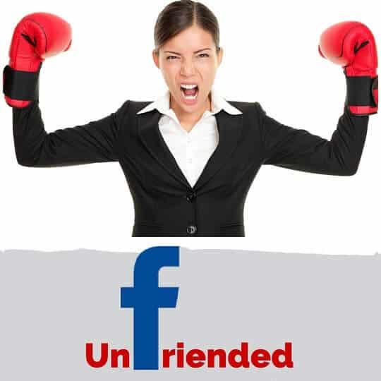 Social media friends, fans, followers, likes