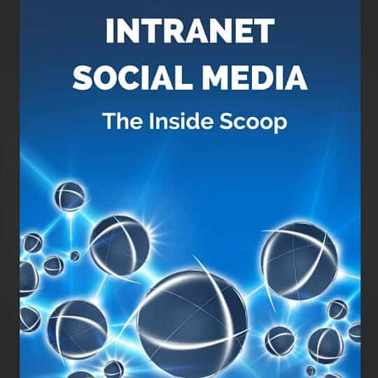 The inside scoop on intranet social media