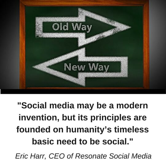 Eric Harr, CEO of Resonate Social Media