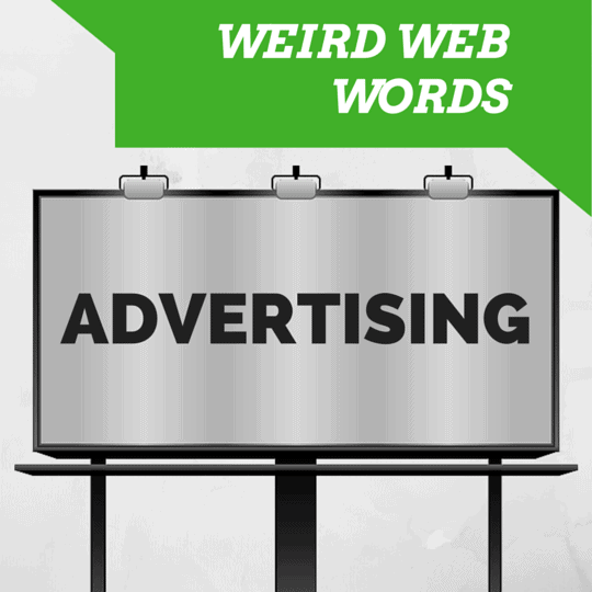 Digital advertising jargon