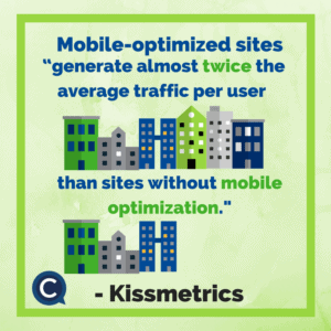Mobile friendly mobile optimization