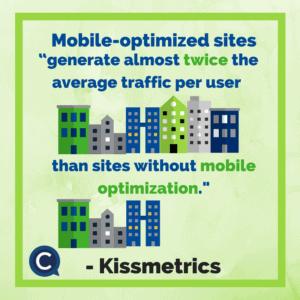 Mobile friendly mobile optimization