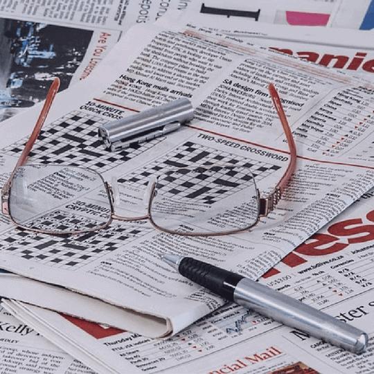 digital media crossword