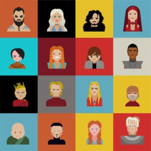 Strategy Game of Thrones