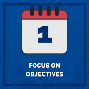 editorial calendar objectives