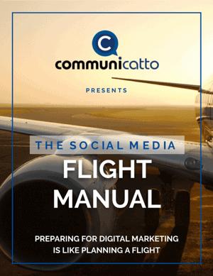 Social media flight manual