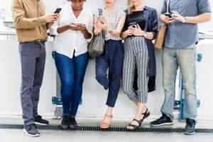 business social media platform
