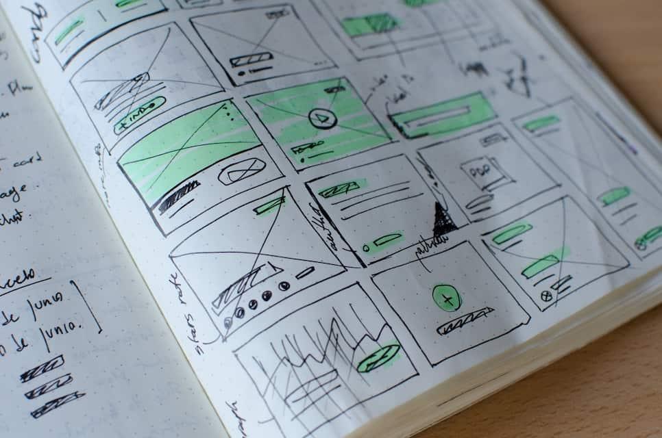 website audit design