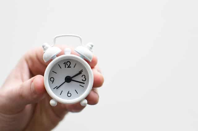 social media audit timing