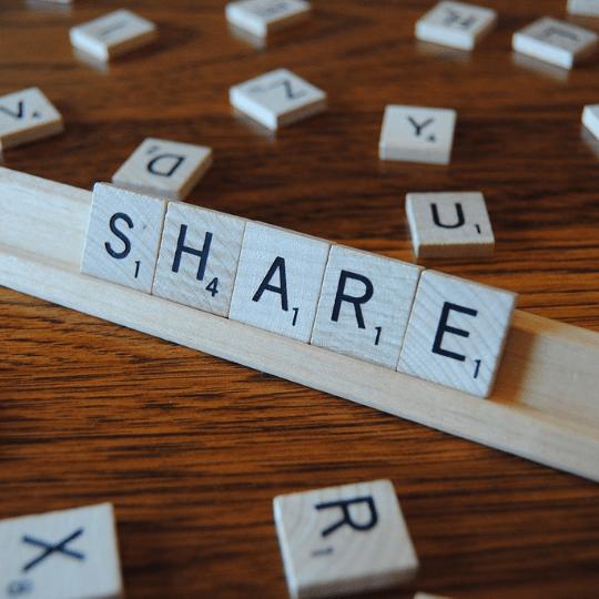 share-worthy social media