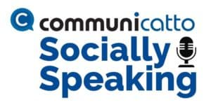 Socially Speaking Logo