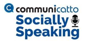 Socially Speaking Logo