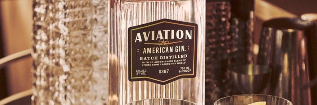 Ryan Reynolds' authentic appreciation for Aviation Gin is what made him get involved in their marketing.