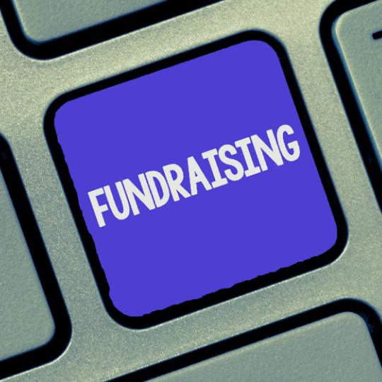 web-based fundraising