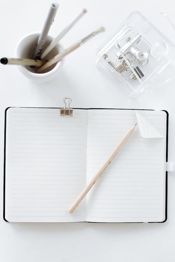 Copywriting tips for Instagram journal