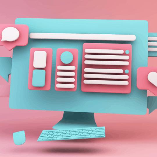 web design trends of 2021