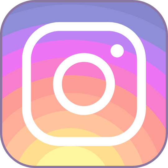 Instagram icon gradient